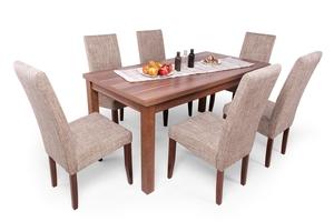 Étkezőgarnitúra Étkezőasztal székekkel Alaba.hu